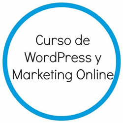 Curso de WordPress y Marketing Online